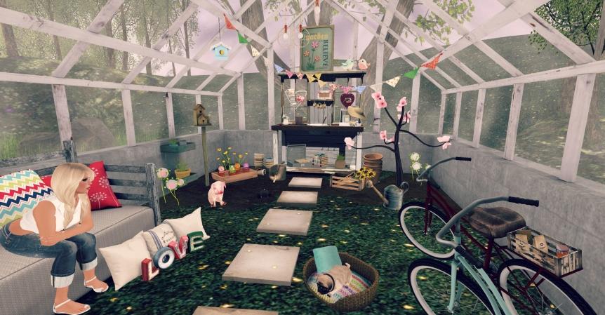 Arcade Garden