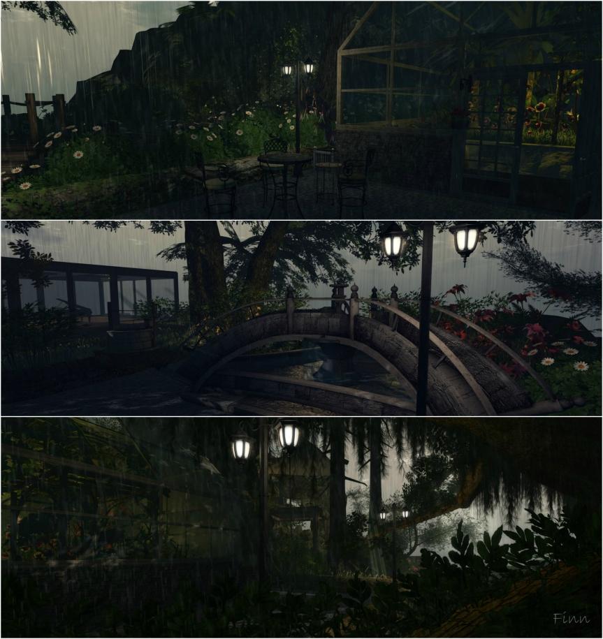 Le Botanique Collage