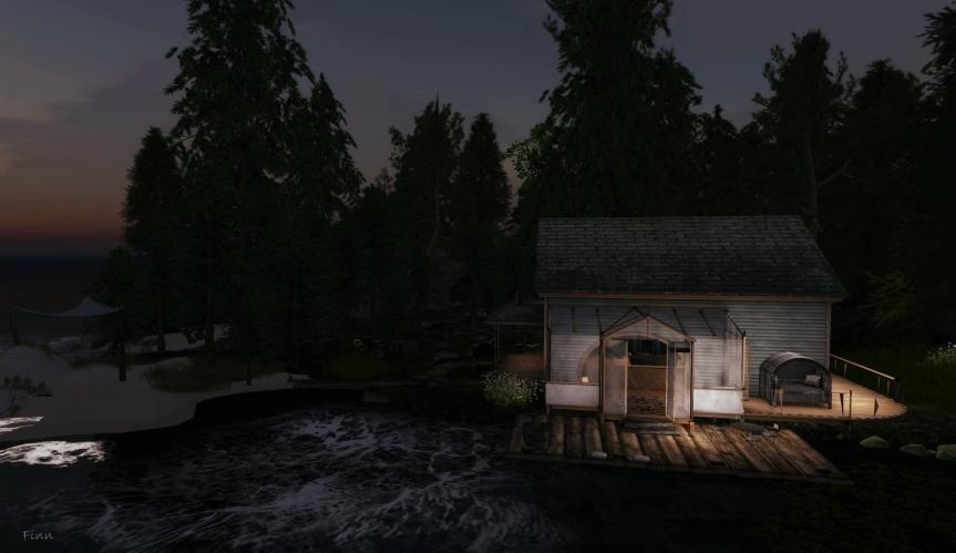 Secret Woods - Home