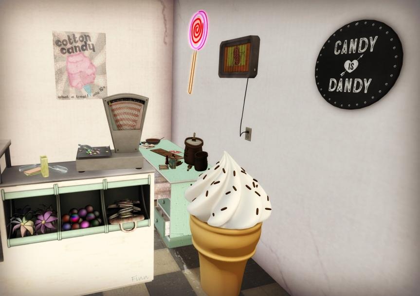 Sweet Shoppe Detail #3