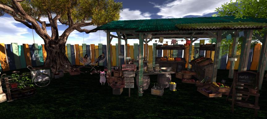 Finn's Farmers' Market